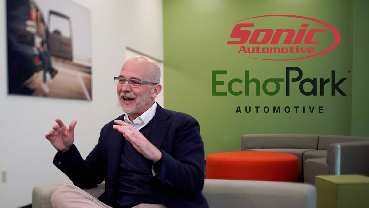 Sonic Automotive Gets HyperIntelligent