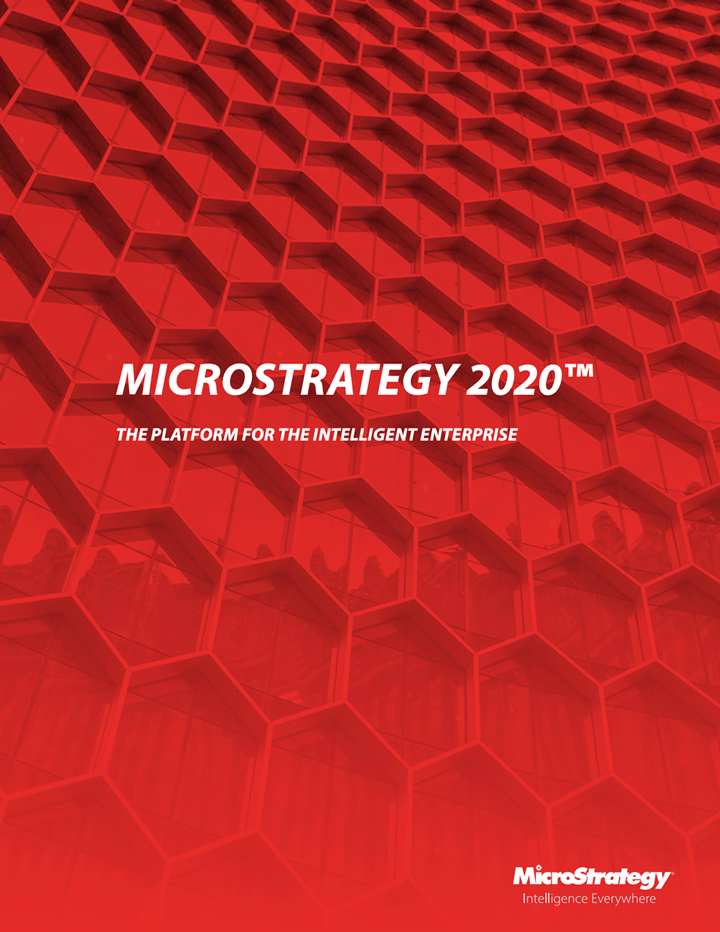 Upgrade to MicroStrategy 2020